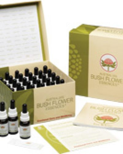 Australian Bush Flower Essence Stock Kit 15ml, 69 stockflesjes