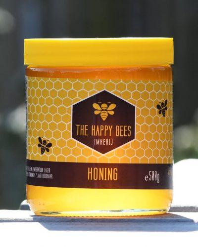 Natuurlijke Honing - 500ml