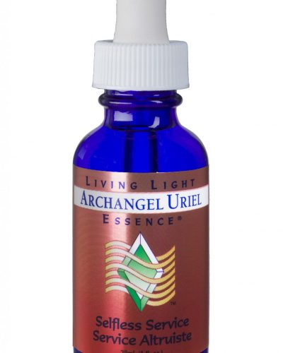Living Light Essences Archangel Remedies - Archangel Uriel