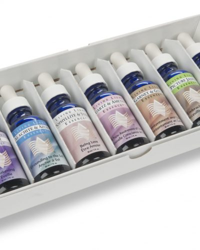Living Light Essences Rainbow Remedies  Set 29 ml , 7 stockflesjes
