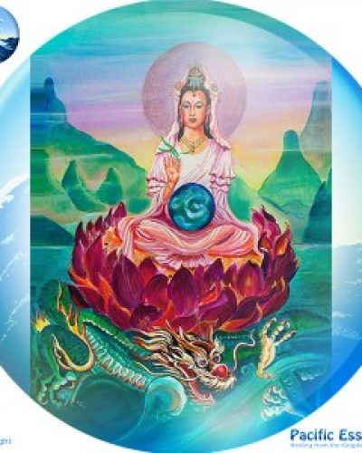 Pacific Godinnen Sea Essence  - Kuan Yin