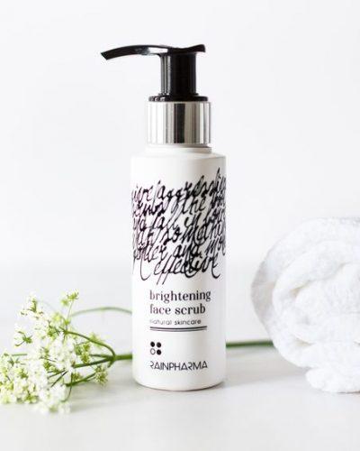 Rainpharma-Brightning Face Scrub