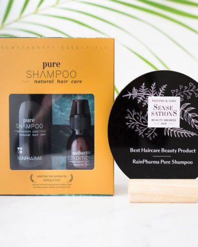 Rainpharma-Golden Box-Pure Shampoo