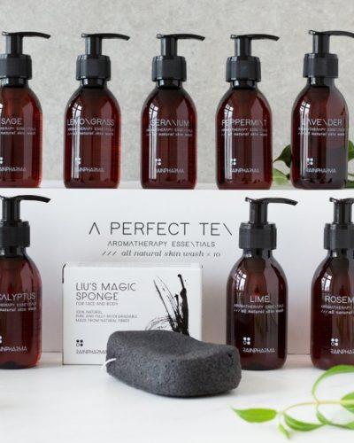 Rainpharma-Perfect ten skin wash