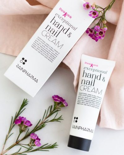 Rainpharma-RP-Think pink exceptional Hand&Nail cream