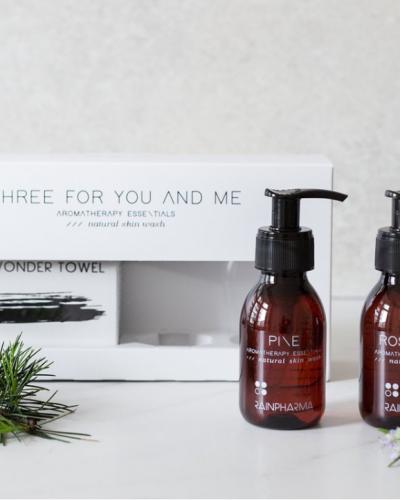 Rainpharma-Three for you and me Body wonder towel