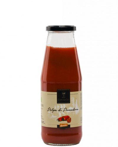 Biodynamische tomantenpulp - 690ml