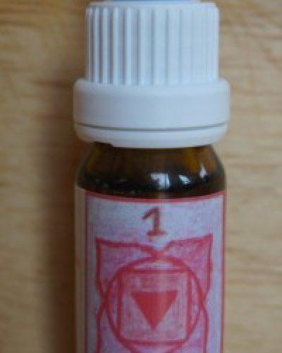 Yana de Chakra remedies - Chakra 1